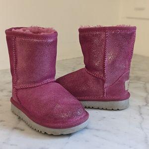 toddler pink ugg boots